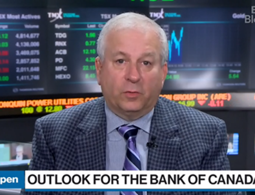 Rosenberg: No urgency for Bank of Canada to raise rates beyond October